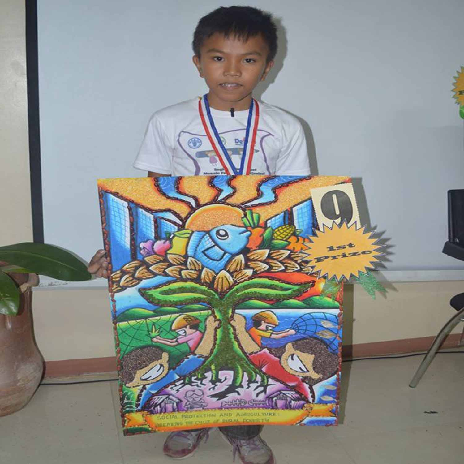 science and technology poster making contest www